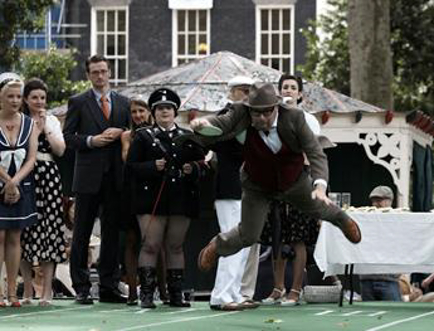 The Chap Olympiad: a Celebration of Sporting Ineptitude