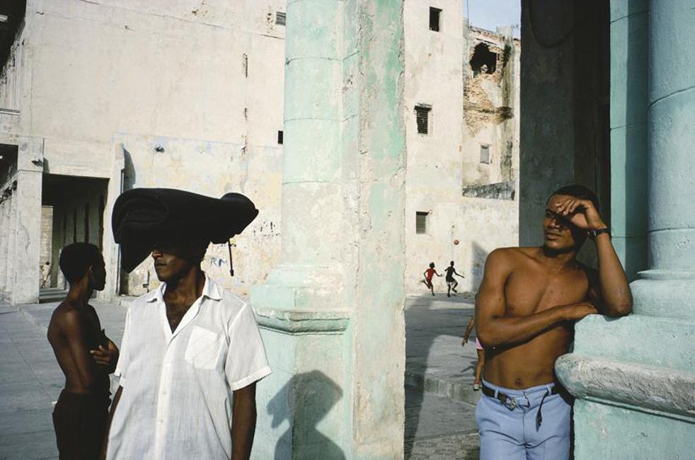 Alex Webb. Havana, Cuba, 1993_bottom
