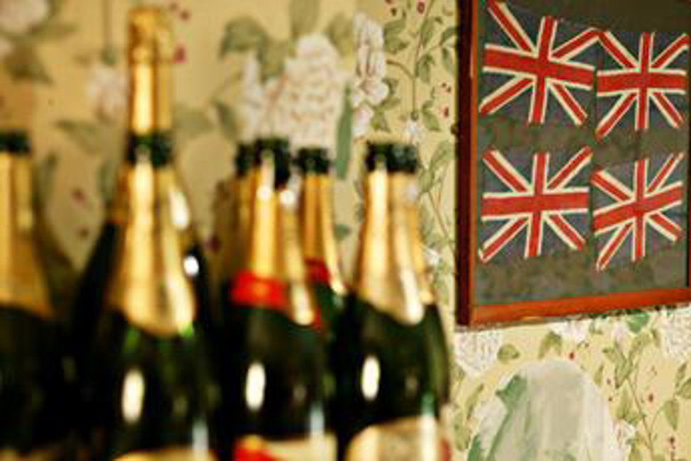 Jubilant Celebrations and Treats: God Save the Party