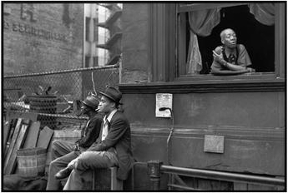 Cartier-Bresson: A Question of Colour at Somerset House