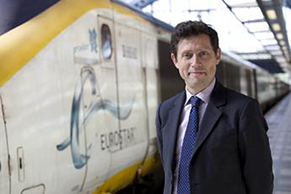 Interview with Nicolas Petrovic, CEO at Eurostar