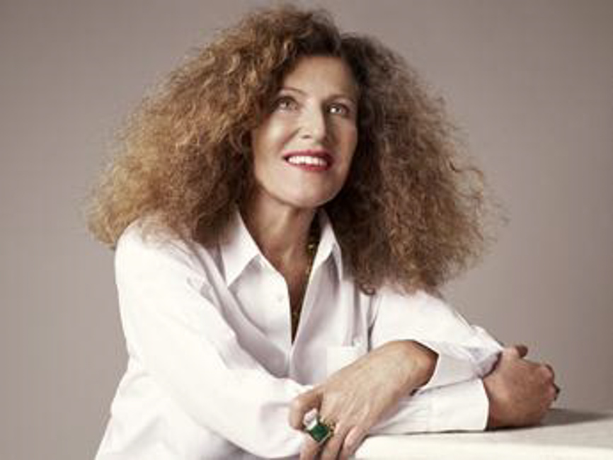 Nicole Farhi, the French Lady of British Fashion