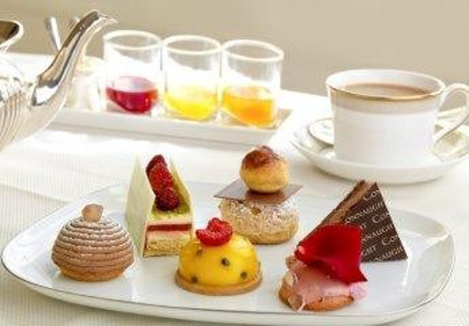 Afternoon Teas in London : from Traditional to Exotic