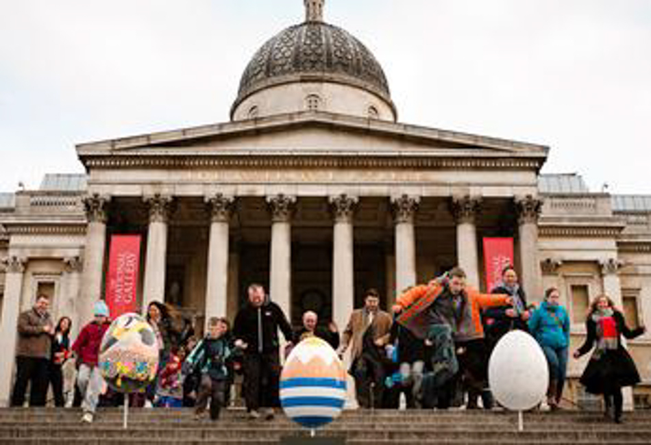 The Fabergé Big Egg Hunt: Art meets Charity in the Streets of London
