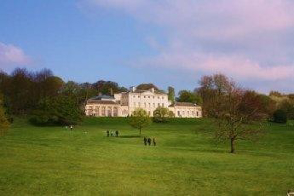 Kenwood House in Hampstead Heath: the countryside in the city