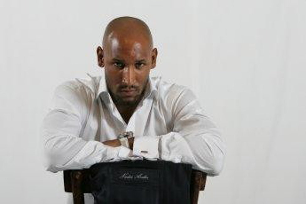 Nicolas Anelka, the man behind the French star of English football