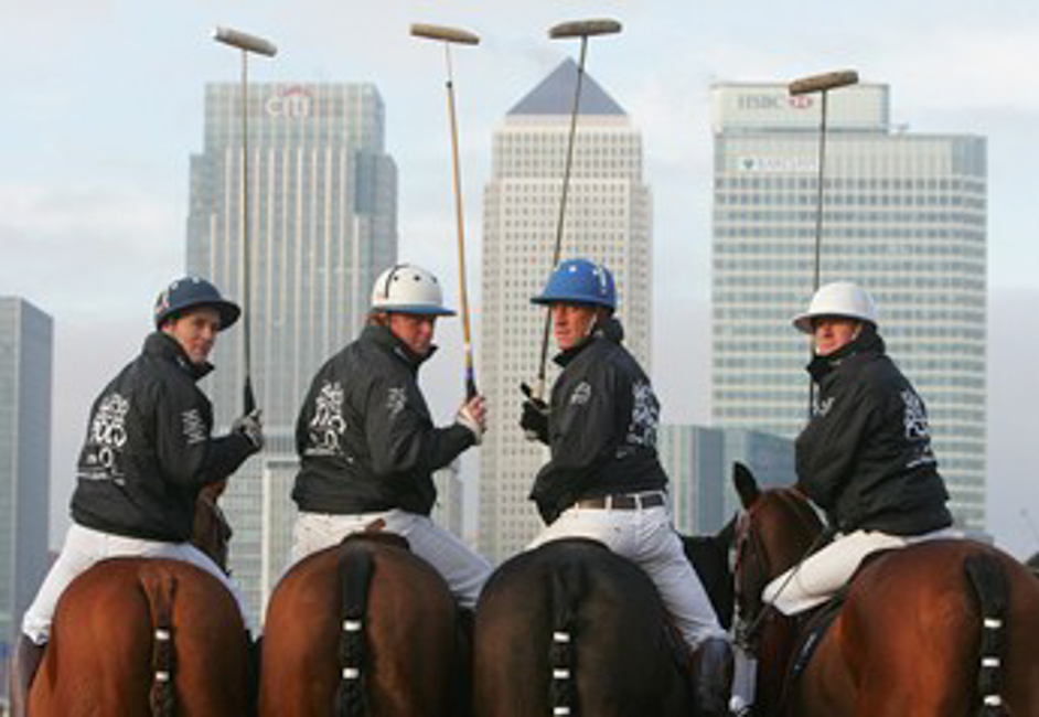 Gaucho Polo: a Day of Argentinean Fun at the O2 Arena