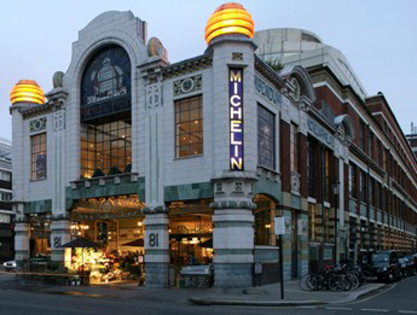 Michelin House Turns 100: Brief History of an Iconic Building