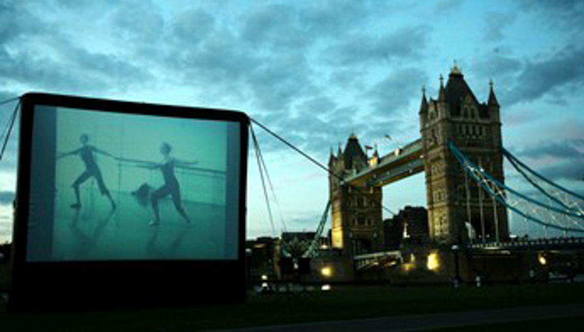 The Nomad: A Summer of Outdoor Cinema in London
