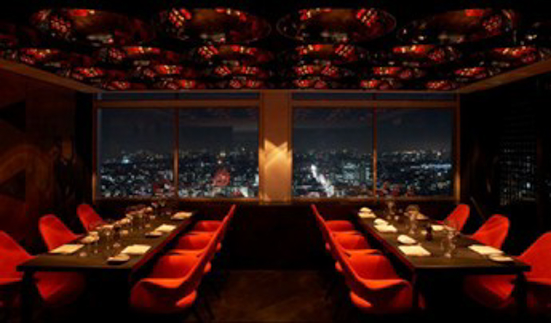 Paramount: a Bar and Restaurant with a View at 385 feet