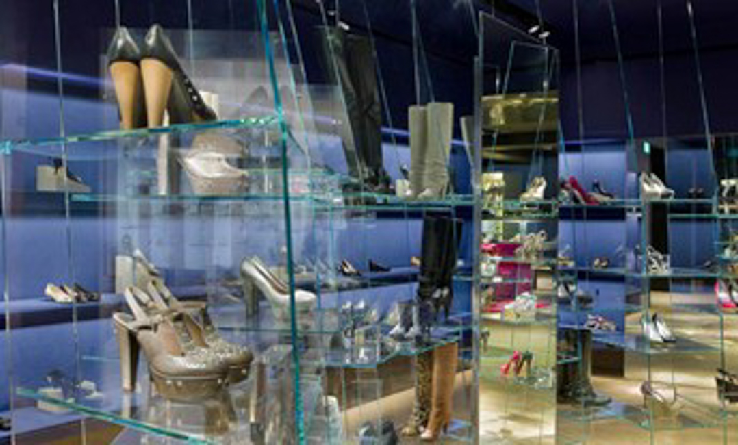 Selfridges: Opening of the Largest Shoe Department in the World