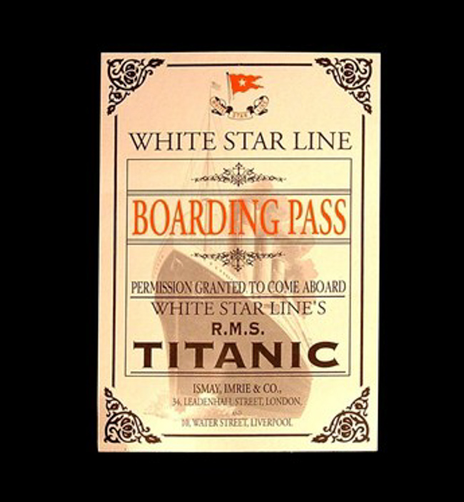 The Artefact Exhibition: the Dramatic Story of the Titanic at the O2