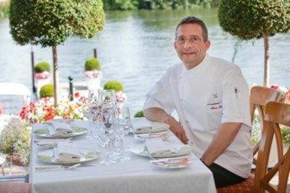 Alain Roux, English-Born Heir of the French Cuisine