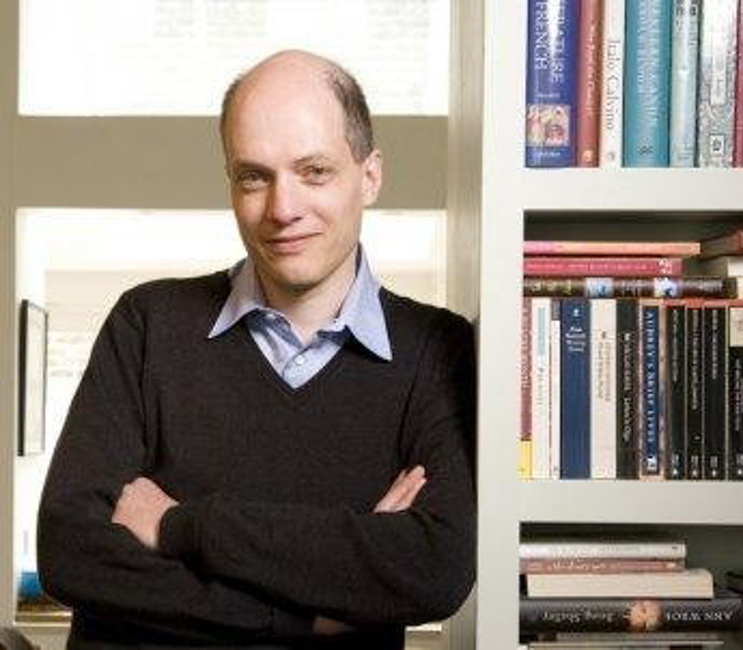Alain de Botton: Best Selling Author and Everyday Philosopher