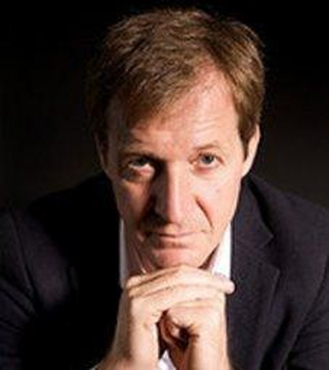 Alastair Campbell, from spin doctor to soul doctor