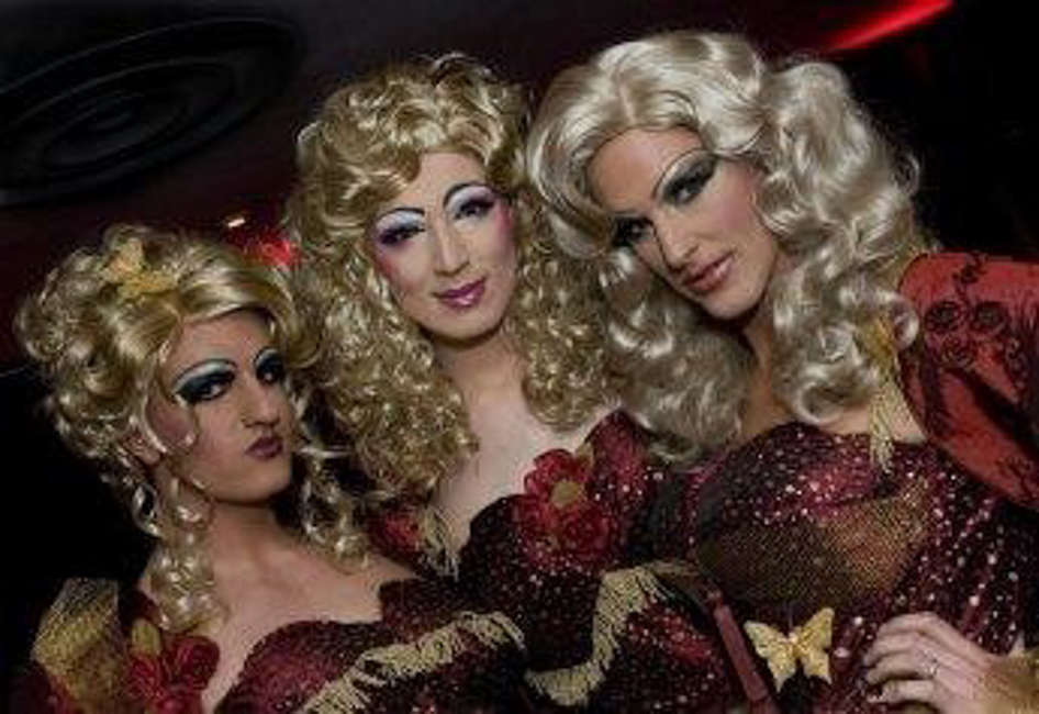 The Globe Girls: Drag Yourself to Proud Cabaret in the City