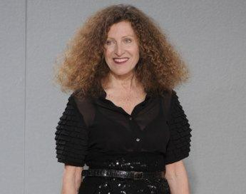 Designer Nicole Farhi: French chic, London style