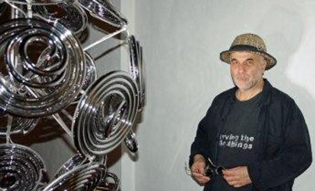 Ron Arad, Design Maverick and Superstar of London Art