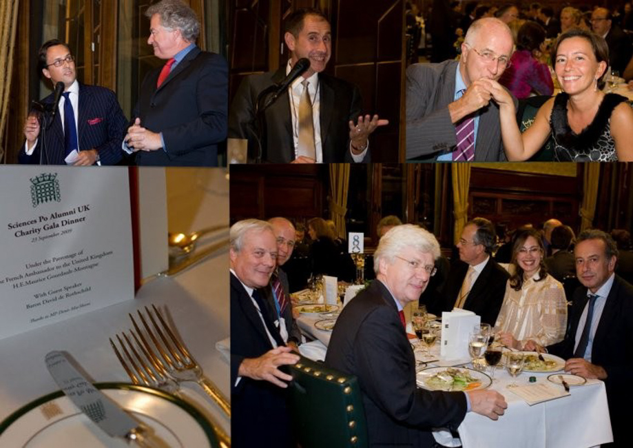 Top, left to right: Stéphane Rambosson, Jean-Emmanuel Combes, Richard Descoings, DenisMacShane, Cécile d'Angelin. Bottom, around the table: Arnaud Vaissié, David de Rothschild, Denis MacShane, Maurice Gourdault-Montagne, Maëva Slotine, Michaël Zaoui.