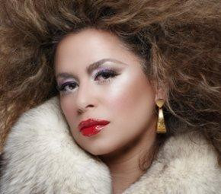 The Fabulous Vanessa, Queen of London's Nights