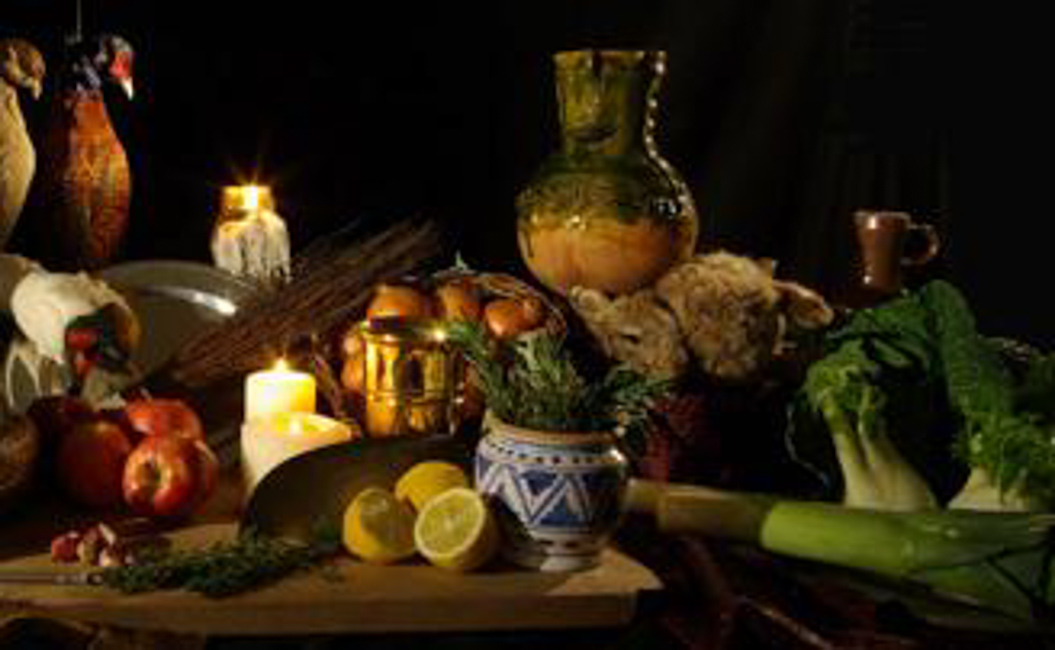 Food Fit for a King: Tudor Cookery Masterclass at Hampton Court Palace