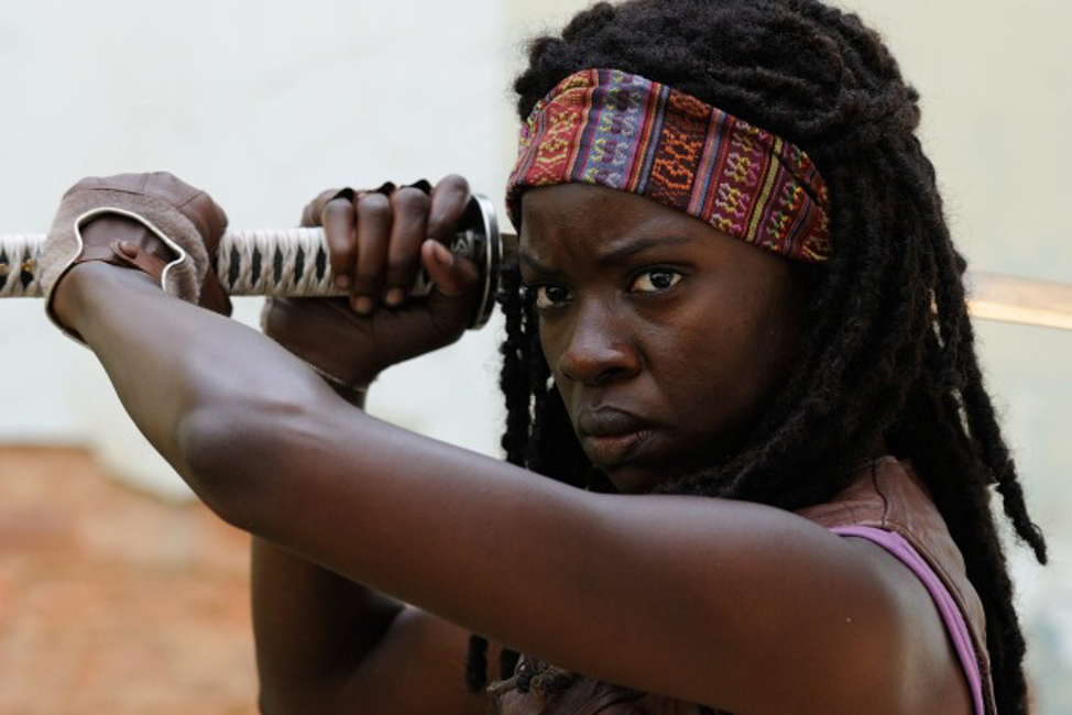 Danai Gurira: Actress, Playwright and Campaigner